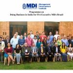 Comunidade Visita Índia Executivo FIA