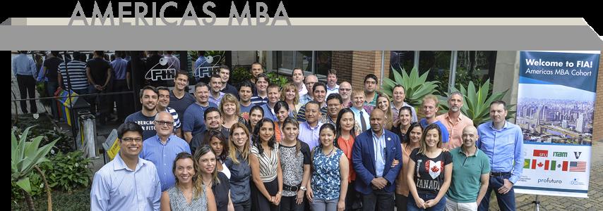 International Universities FIA Americas MBA