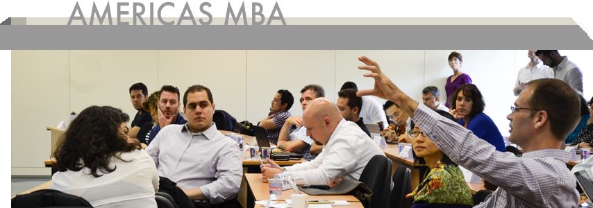 Americas MBA Multicultural Experience