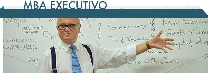 Professores MBA Executivo