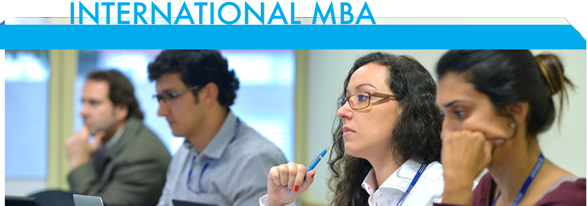 Executivo FIA International MBA