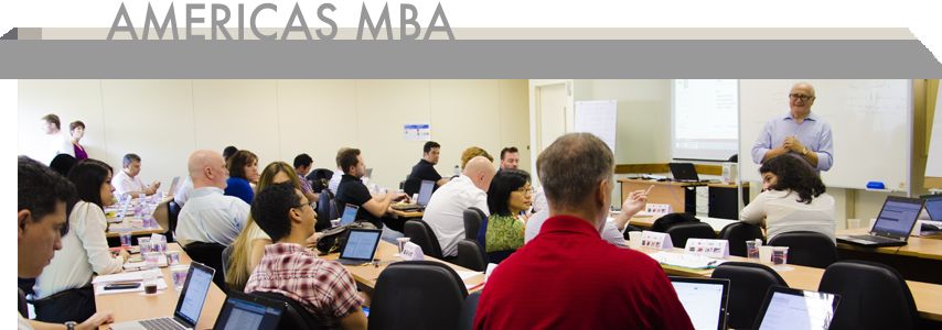 Americas MBA Study and Network