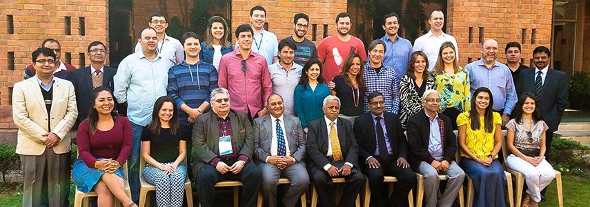Executivo FIA na Índia