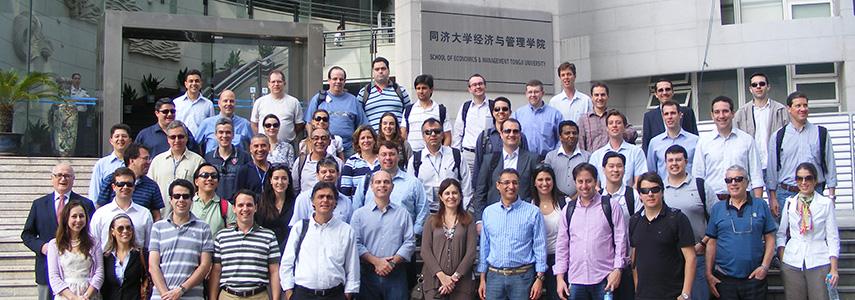 Executivo FIA na China