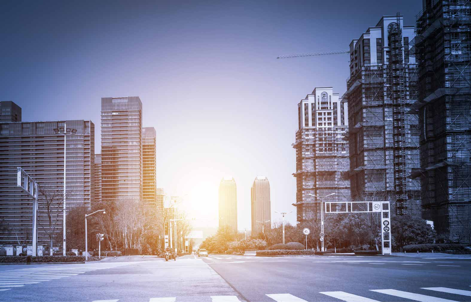 Sol Cidade em construção