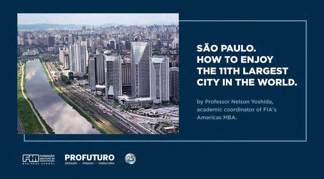 são paulo how to enjoy the 11h largest city in the world